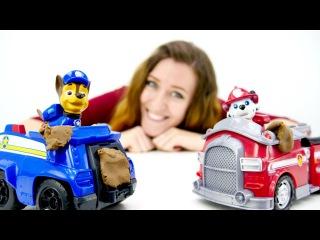Guardería Infantil el Segundo Turno 🐶 #PawPatrol 🚗 Juegos de Lavar Autos y Carros 🍕 Pizza Pay Doh