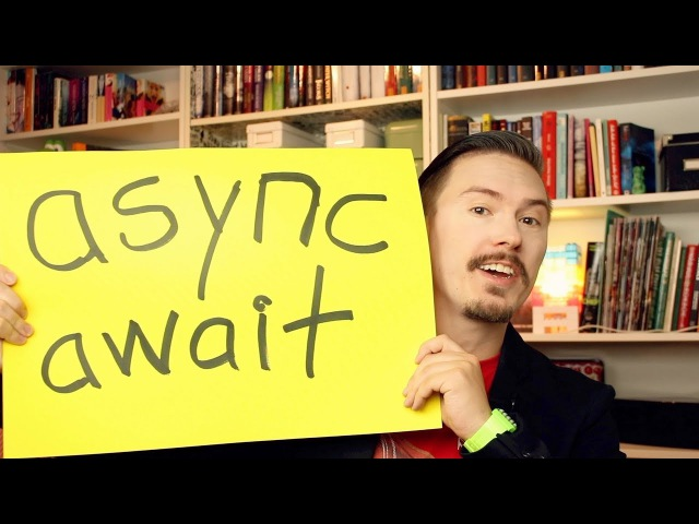 Async await in JavaScript - What, Why and How - Fun Fun Function