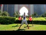 Jennifer Lopez - Live it up  Zumba choreo by Majid