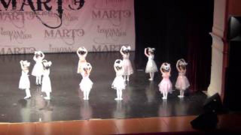 Танец Куклы . Отчетный концерт Мартэ 2012.