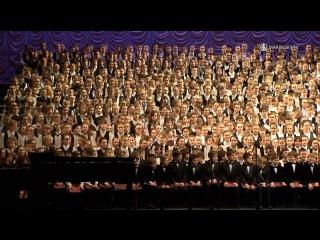 Концерт Детского хора России в Мариинском театре 08 01 2014г