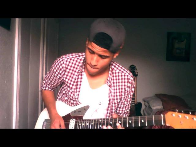 Bryson Tiller - Don't (Solo Guitar Freestyle)
