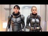 Валериан и город тысячи планет - Русский Трейлер 2 (2017)  MSOT