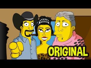 Los XV de RUBY - Los Simpson - Lady Wuuu y el Chico de las Empanadas (ORIGINAL)