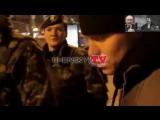 Савченко на Майдане координирует пьяных титушек?