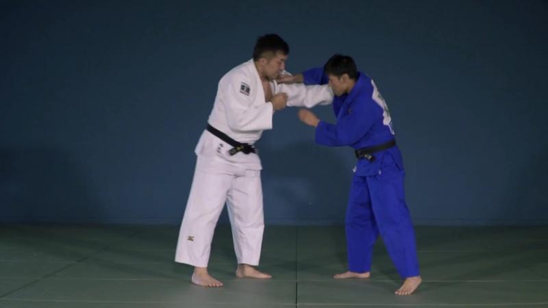Suzuki | O-Soto-Gari