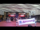 СК Арена команда Alive Chears г Днепр