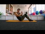 7 Эффективных Упражнений Для Пресса