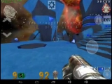 Quake 3 Arena HD - mod Quake Draiv 2 HD for Android (2017 год).