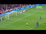 Барселона 1:1 Реал Мадрид | Гол Месси (Пенальти)