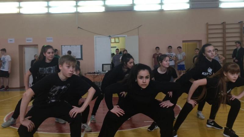 Танцевальная команда Vagr's team