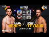 Danny Henry vs Daniel Teymur Full Fight