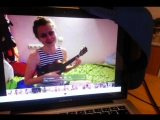 Кусок из моего видео с названием самая дурацкая песня