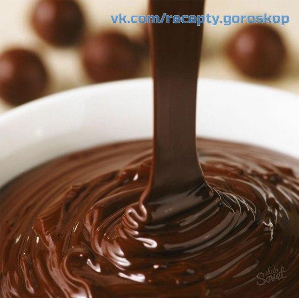 Рецепт настоящего шоколада с какао маслом