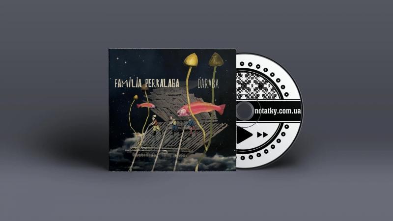 Familia Perkalaba – Daraba (Audio, LP, 2016)