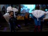 Танцевальная лихорадка 3 отряд (отбор)
