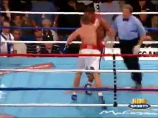 Легендарный бой, легендарный боксер, легендарный 9 раунд, признанный боксерской организацей самым лучшим раундом в истории бокса