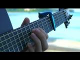 Krone - Guilty Crown OST Fingerstyle Guitar Cover by Eddie van der Meer