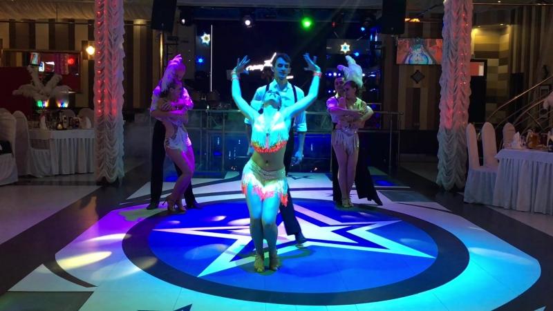 Шоу-балет Астра Кабаре-самба
