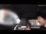 Красавица повелась на новенький AMG GT