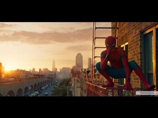 Человек-паук: Возвращение домой (2017) Международный Русский Трейлер №2