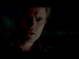 Дневники вампира - 4.23 - Стефан видит истинное лицо Сайласа (Озвучка Кубик в кубе)