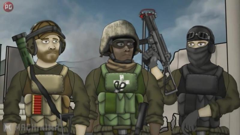 Друзья по Battlefield - 3 сезон - 1-7 серия