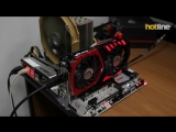 MSI GeForce GTX 1050 Ti GAMING X 4G — обзор видеокарты