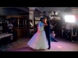 наш перший весільний танець♥♥♥
