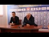 Главный тренер ФК Тараз - ВАИТ ТАЛГАЕВ. Послематчевая пресс-конференция КАЙСАР-ТАРАЗ 2:1