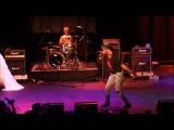 2015 Warped Tour Kick Off Show - ho99o9 - Song 2