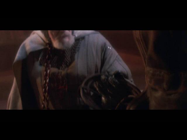 Индиана Джонс 3, сцена со священным граалем | Indiana Jones 3 Holy Grail Scene (eng)