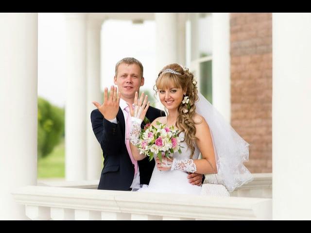 Денис и Юлия - свадебный клип