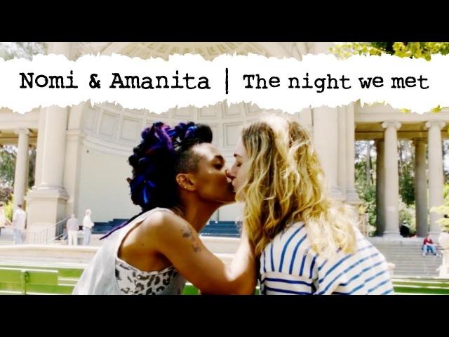 Nomi amanita | the night we met