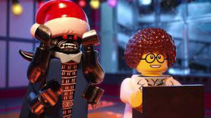 The LEGO Ninjago Movie - Garmadon's Digital Shark Choir