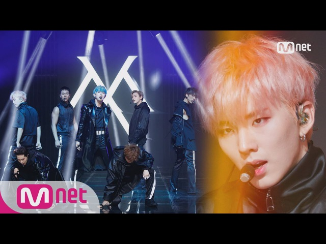 MONSTA X - 'Fighter' Comeback Stage | M COUNTDOWN 161006 EP.495