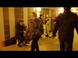 Классическая музыка в метро на мцк Шоссе энтузиастов