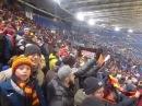 Roma qarabag 1-0 dalla curva in attesa del risultato di Chelsea-Atletico Madrid...PRIMI!!