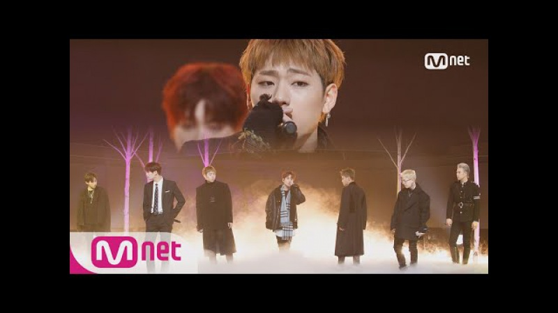 [Block B - Don't Leave] Comeback Stage   M COUNTDOWN 180111 EP.553