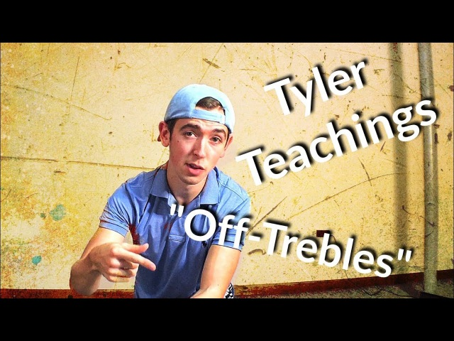 Tyler Teachings Off-Trebles Irish Dancing Tutorial, Tips, and Tricks [Irish Step Dance]