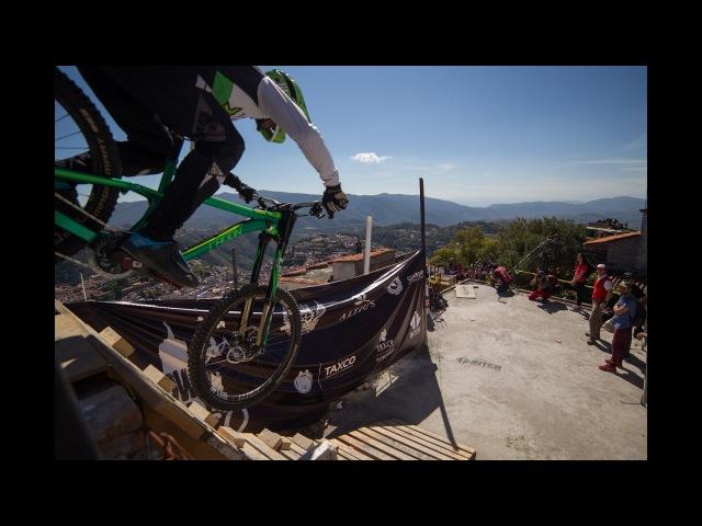 Taxco Urban City Downhill Finale 2016 - Johannes Fischbach