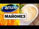 Галилео. Майонез 🍽 Mayonnaise