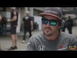 F1 2017  R20 - Abu Dhabi  Fernando Alonso Predicts his 2018 Rivals