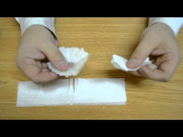 Как правильно делать папильотку