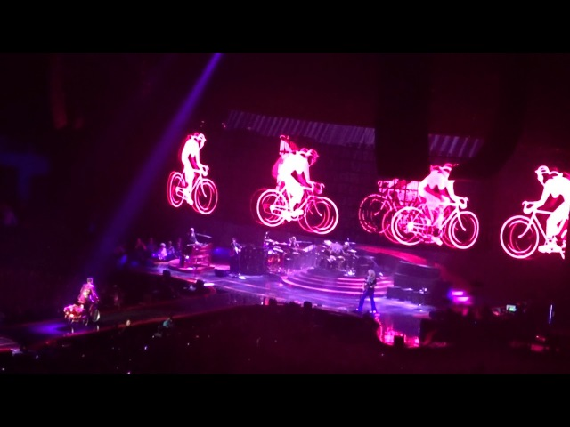 QUEEN ADAM LAMBERT - LIVE BIRMINGHAM - DON'T STOP ME NOW, BICYCLE RACE, I'M IN LOVE WITH MY CAR