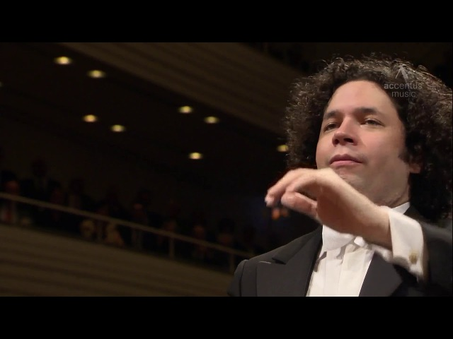 Maurice Ravel Bolero Gustavo Dudamel conducts the Wiener Philharmoniker at Lucerne Festival 2010