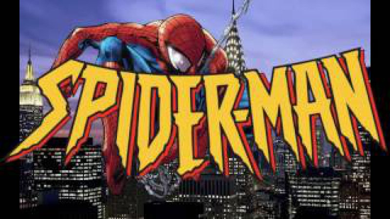 Here Comes The Spider-Man (Sickick Remix) Music Video