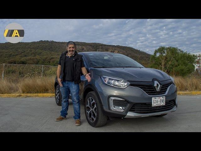 Renault Captur 2017 - La nueva de la cuadra y de las más bonitas