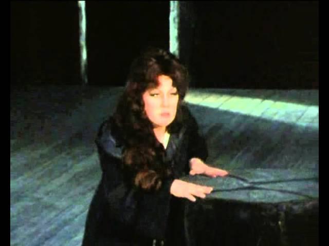 Мария Биешу - Pace, pace,mio Dio! (G.Verdi La Forza Del Destino)