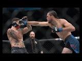 КАБ СВОНСОН - БРАЙАН ОРТЕГА! ОБЗОР БОЯ UFC FN 123 SWANSON vs ORTEGA